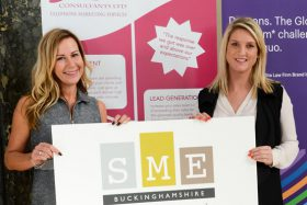 The SME Buckinghamshire Business Awards 2017....Launch Day!