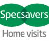Specsavers Home Visits logo