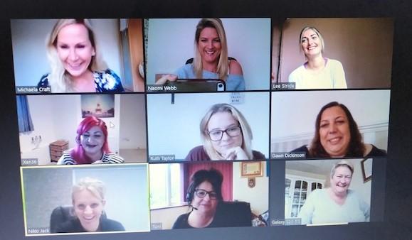The New Xen Team Meetings...