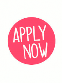 You? Apply Now....