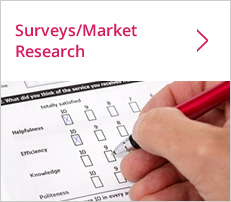 Survey/Market Research